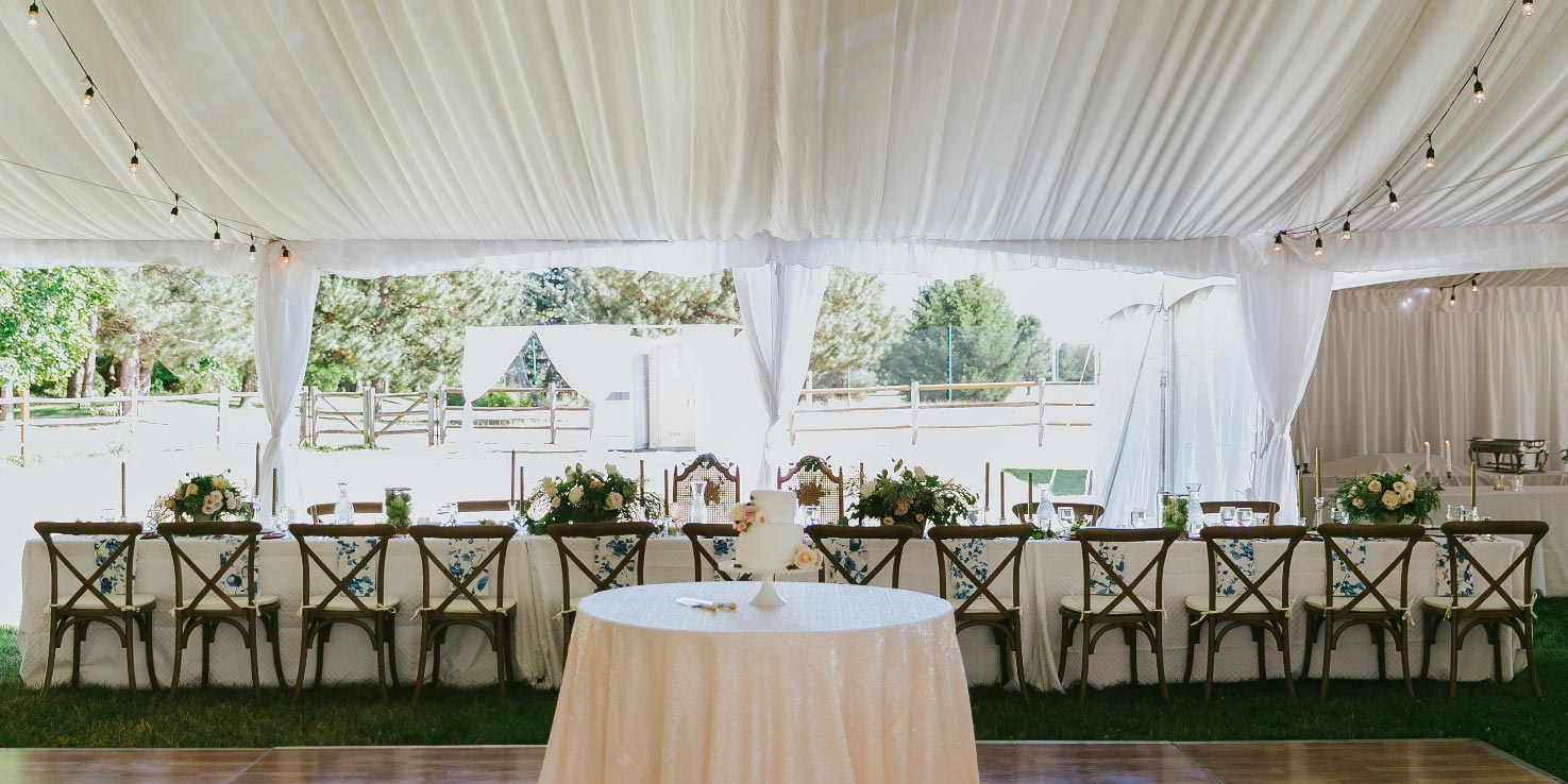 Boise Event U0026 Party Rentals | Tents, Tables, Chairs, Linen ...
